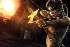 Tomb Raider 2013 Wide