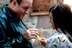 Tony Soprano And Gloria Trillo