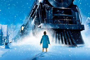 Train To North Pole
