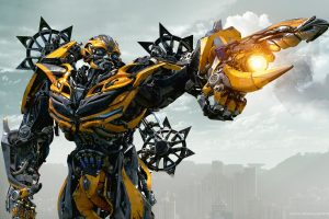 Transformers 4 Age Of Extinction – Bumblebee Wide