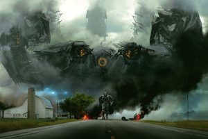 Transformers 4 Age Of Extinction – Lockdown Wide