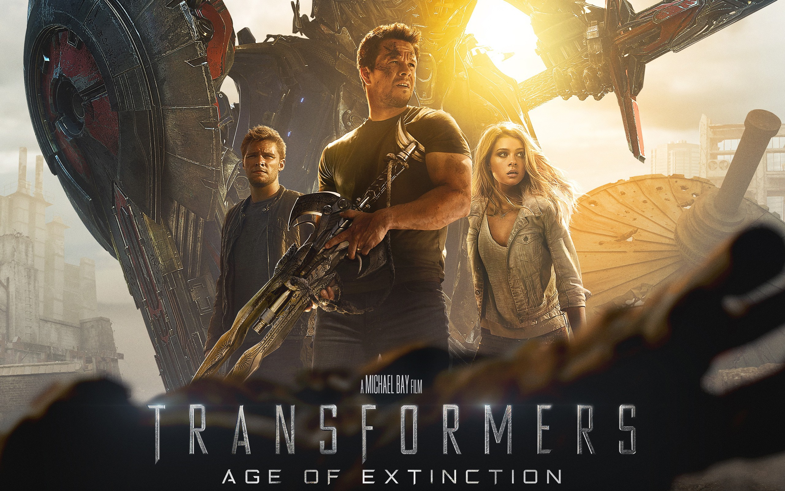 Transformers Age Of Extinction Wide