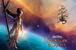 Treasure Planet Walt Disney