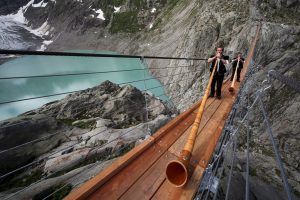 Trift Bridge Switzerland