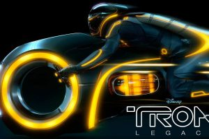 Tron Legacy 2 Wide
