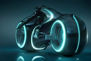 Tron Light Tire Wide