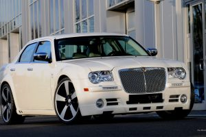 Tuned Chrysler 300c Wide