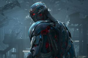 Ultron In Avengers Age Of Ultron Wide