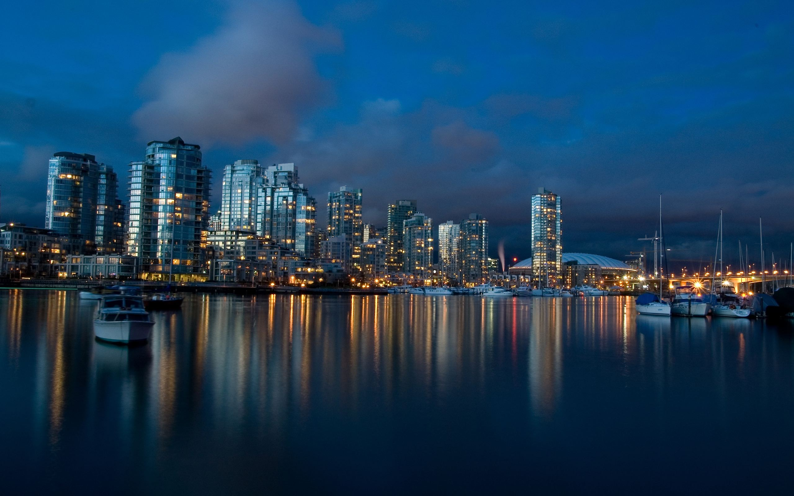 Vancouver After Midnight Wide
