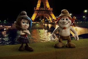Vexy And Hackus In Smurfs 2 Wide