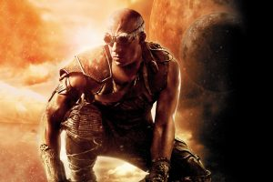 Vin Diesel – Riddick Movie Wide
