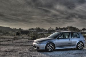 Volkswagen Golf 4 Wide