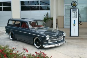 Volvo Amazon Wide