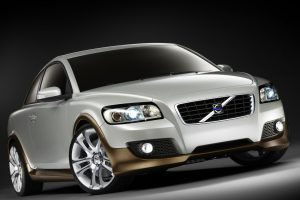 Volvo C30 Concept Front Wide