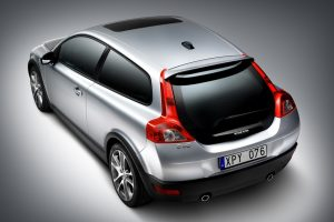 Volvo C30 Concept Top Rear