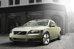 Volvo C30 Drive Front Wide