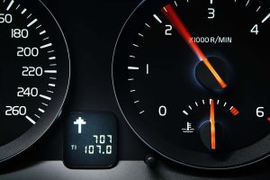 Volvo S40 Drive Gauges Wide