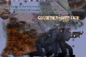 Counter Strike Half Life