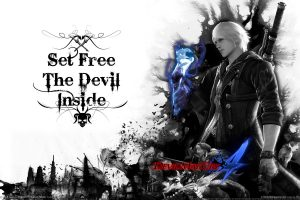 Wallpaper Devil May Cry 4 04 Wide