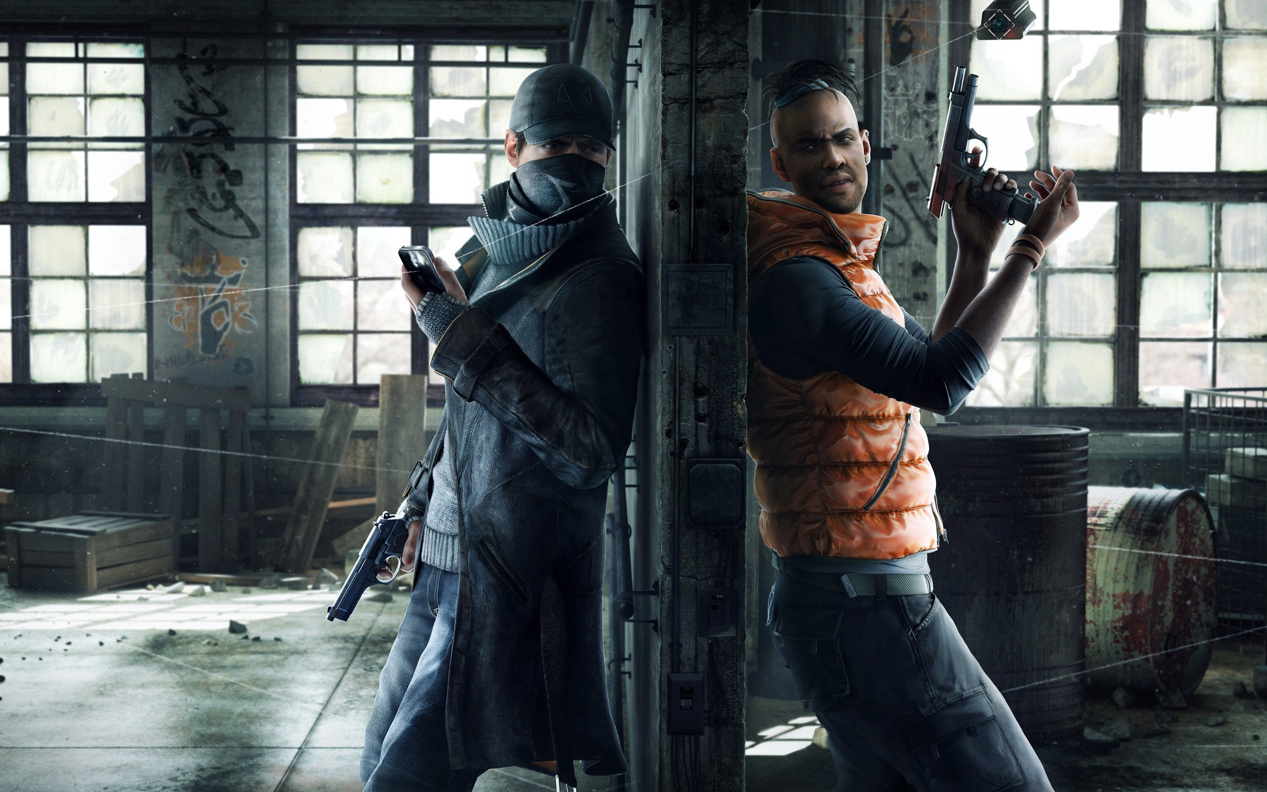 Watch Dogs Game 2014