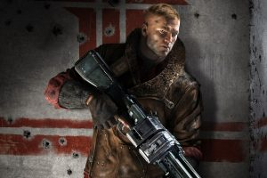 Wolfenstein The New Order Wide