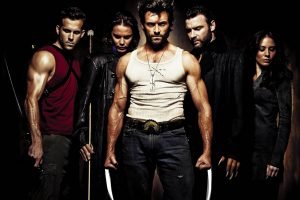 Wolverine And The Crew