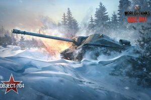 World Of Tanks – Object 704 Wide