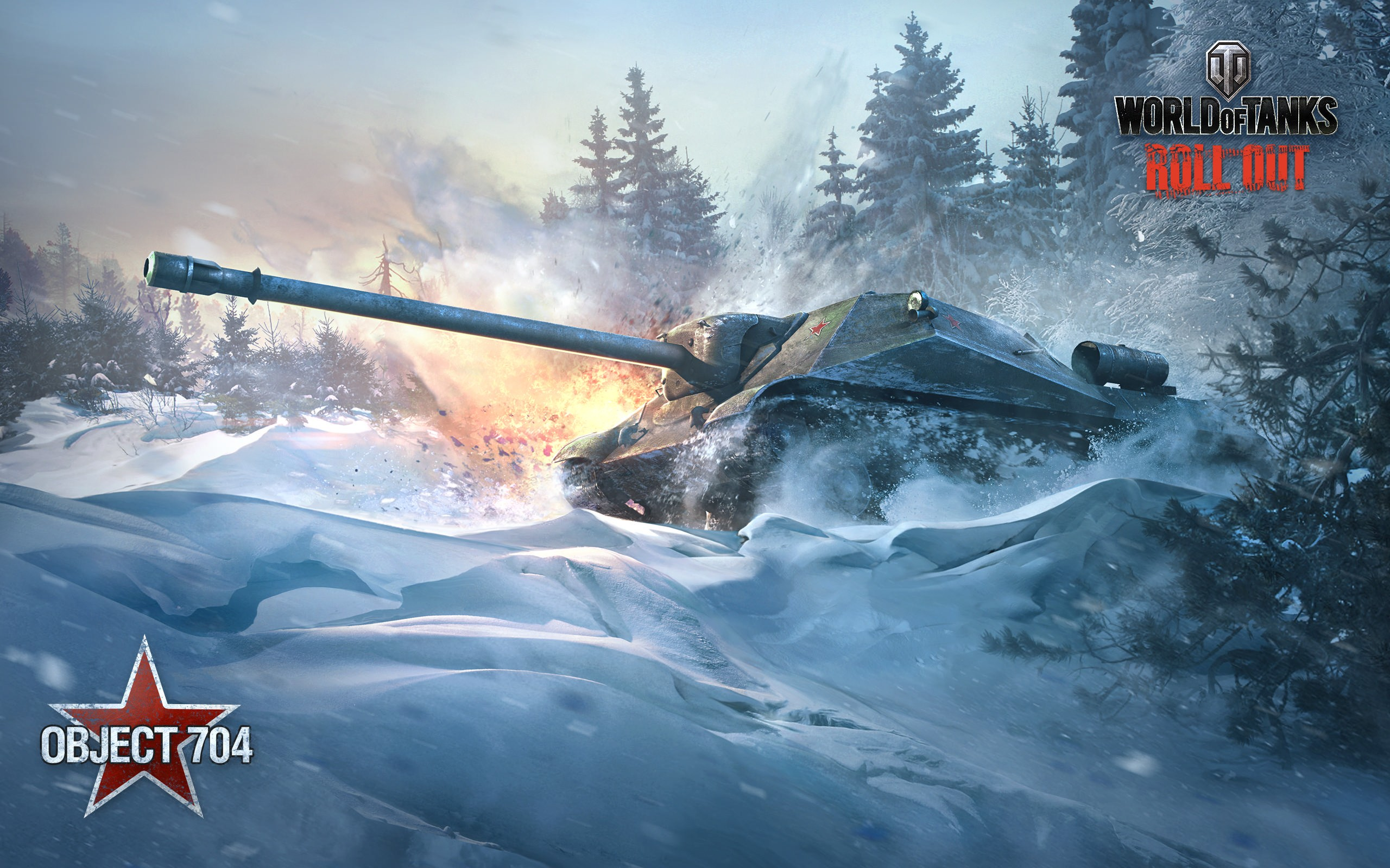 World Of Tanks Object 704 Wide