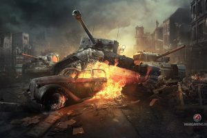 World Of Tanks Online Game Wide