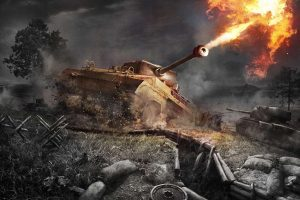 World Of Tanks Xbox Edition Wide