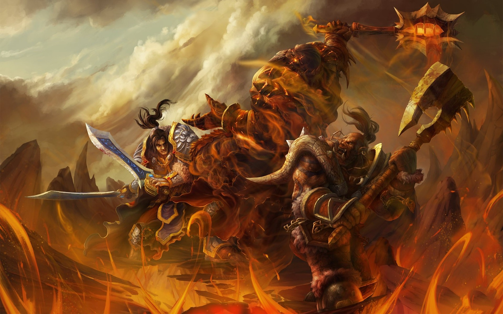 World Of Warcraft Epic Fight