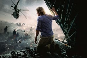 World War Z Brad Pitt Wide