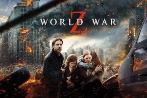 World War Z Movie 2013 Wide