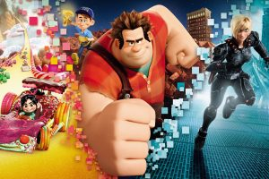 Wreck It Ralph Movie Wide