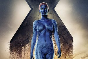 X Men Days Of Future Past – Jennifer Lawrence Wide