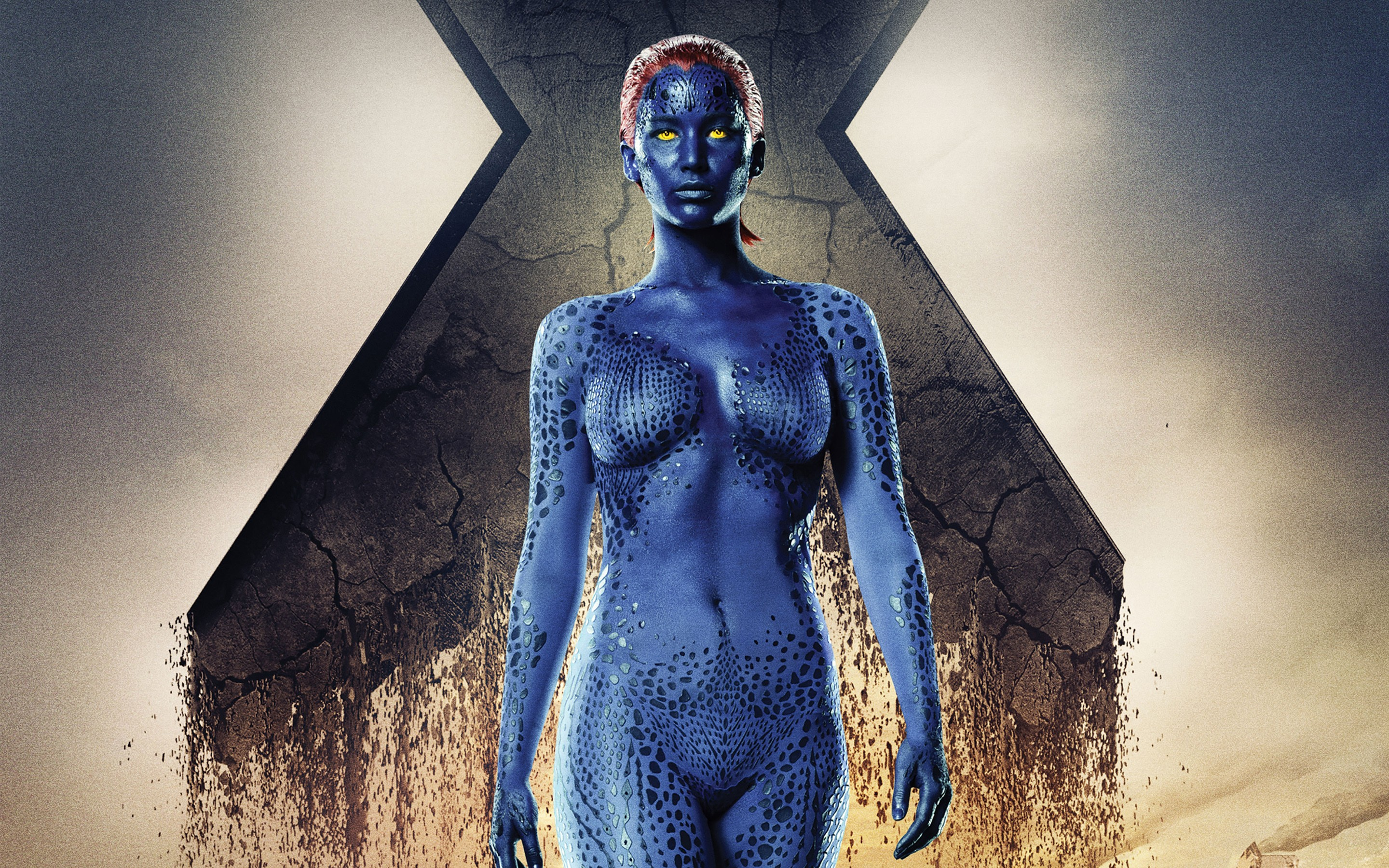 X Men Days Of Future Past Jennifer Lawrence