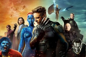 X Men Days Of Future Past Poster Wide