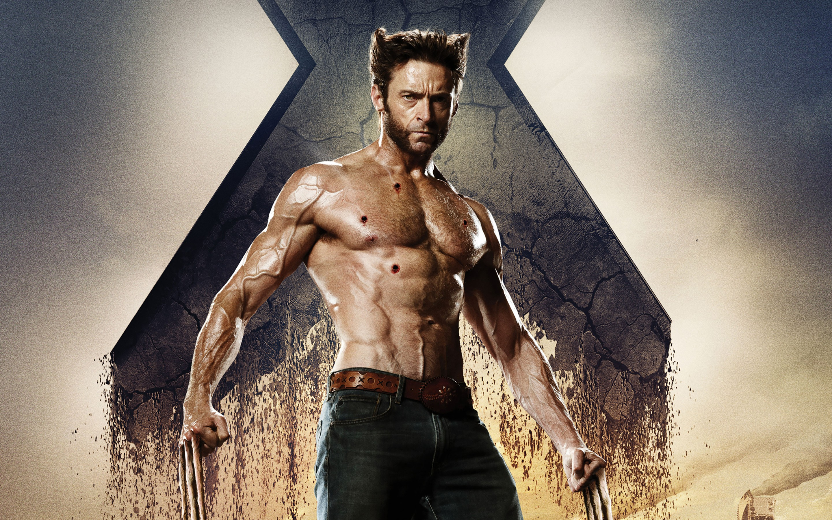 X Men Days Of Future Past Wolverine