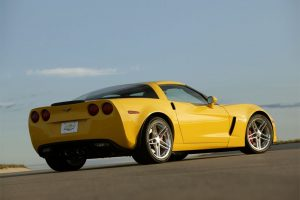 Chevrolet Corvette Z06 2006 Outdoor