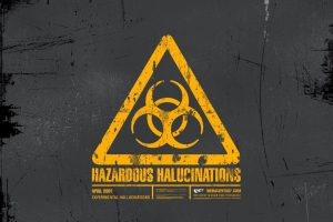 Yellow Sign Biohazard