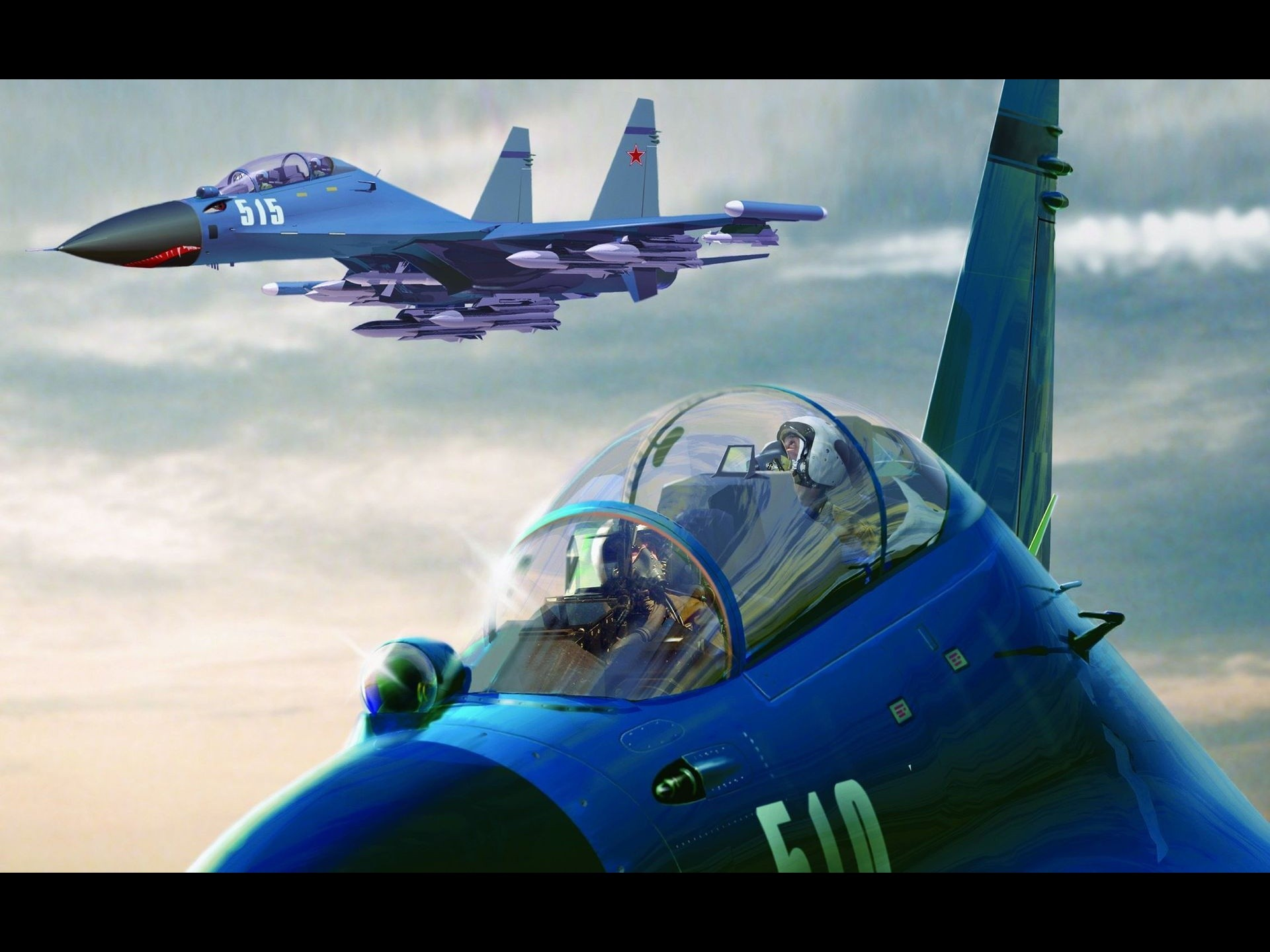fighter planes normal