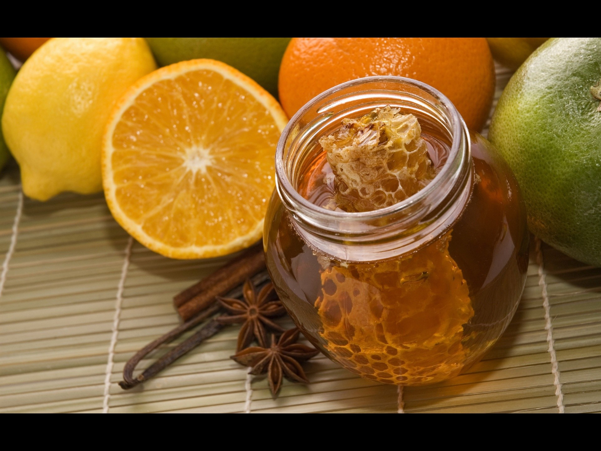 fruit and honey normal