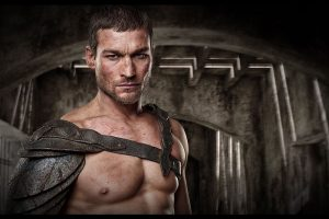 Spartacus Andy Whitfield